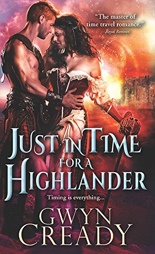 Just in Time for a Highlander (Sirens of the Scottish Borderlands Book 1) (English Edition)