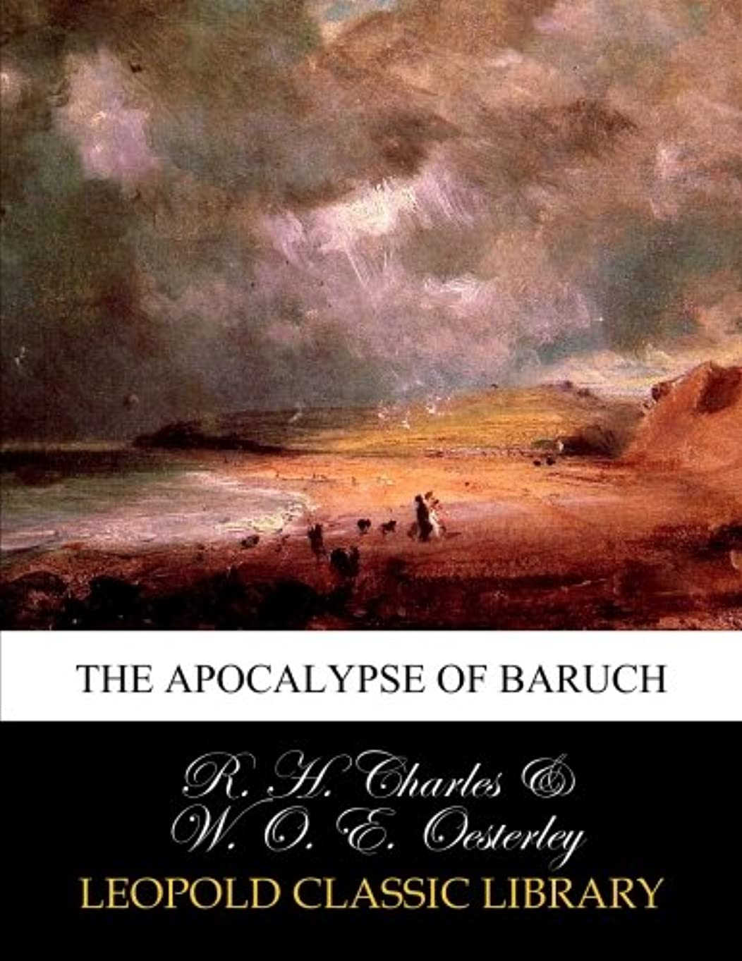 彫刻家連邦建築The Apocalypse of Baruch