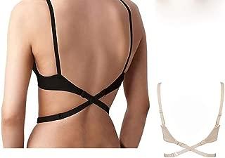 Low Back Bra Converter Adjustable Strap Extender for Backless Dress