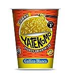 Gallina Blanca - Yatekomo Curry - Fideos orientales - 61 g