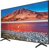 SAMSUNG UN58TU7000F 58-Inch Class HDR 4K UHD Smart LED TV - 2160p - HDR 10+ - Amazon Alexa - Google Assistant - Titan Gray (Renewed)