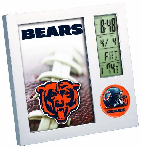 NFL Chicago Bears Desk Clock