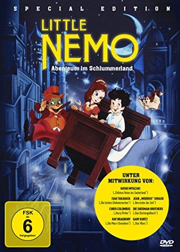Little Nemo - Abenteuer im Schlummerland [Special Edition]