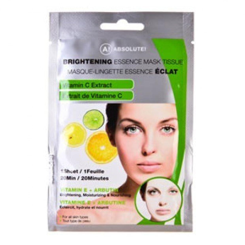 洗う曲がったタッチABSOLUTE Brightening Essence Mask - Vitamin C (並行輸入品)