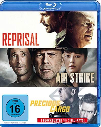Bruce Willis Triple Feature (3 Blu-rays)