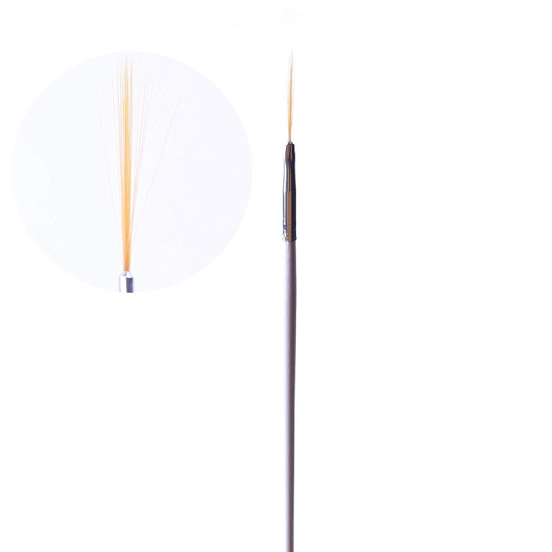 送る分割歯痛Semoic ネイルアート用の15個のネイルブラシと5個のダブルドットツールペンセット