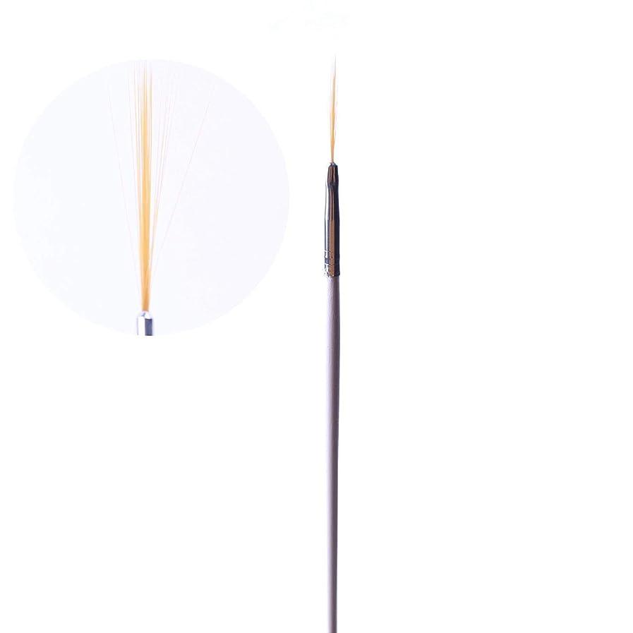 毒フライカイト定常Semoic ネイルアート用の15個のネイルブラシと5個のダブルドットツールペンセット