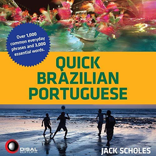 Quick Brazilian Portuguese audiobook cover art