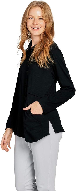Fashion Focus Cotton Long Sleeve ButtonDown Shirt