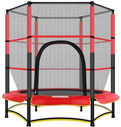 Trampoline met veiligheidsnet of buiten -Espace Trampoline for Kinderen