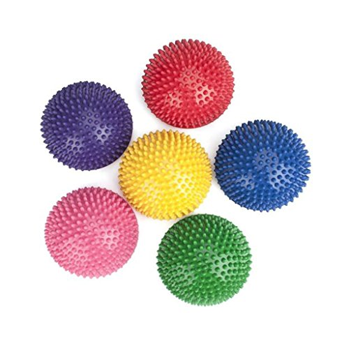 perfk Balance Pods (6 Stück) – Trittstein für Kinder drinnen und draußen, fördert Koordination und Balance