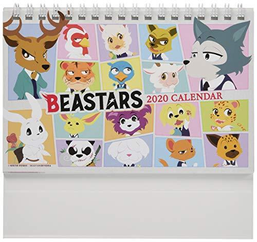 JAPANESE CALENDAR Ensky Tabletop BEASTARS 2020 Calendar CL-61