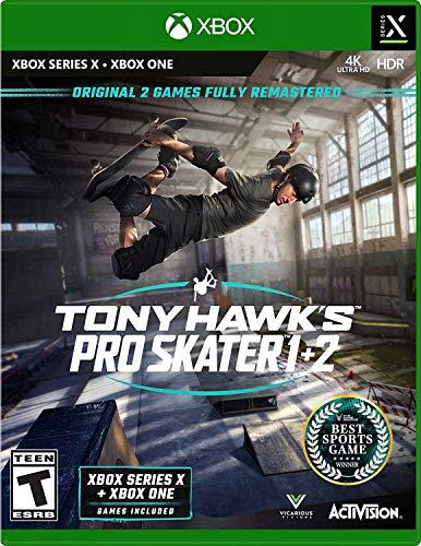 Tony Hawk Pro Skater 1+2 - Xbox Series X Standard Edition
