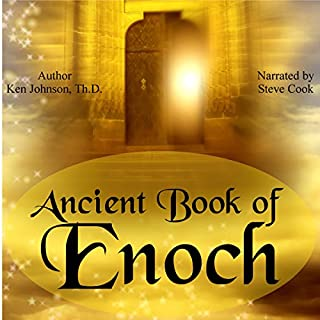 Ancient Book of Enoch Titelbild