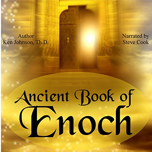 Ancient Book of Enoch audiobook cover art
