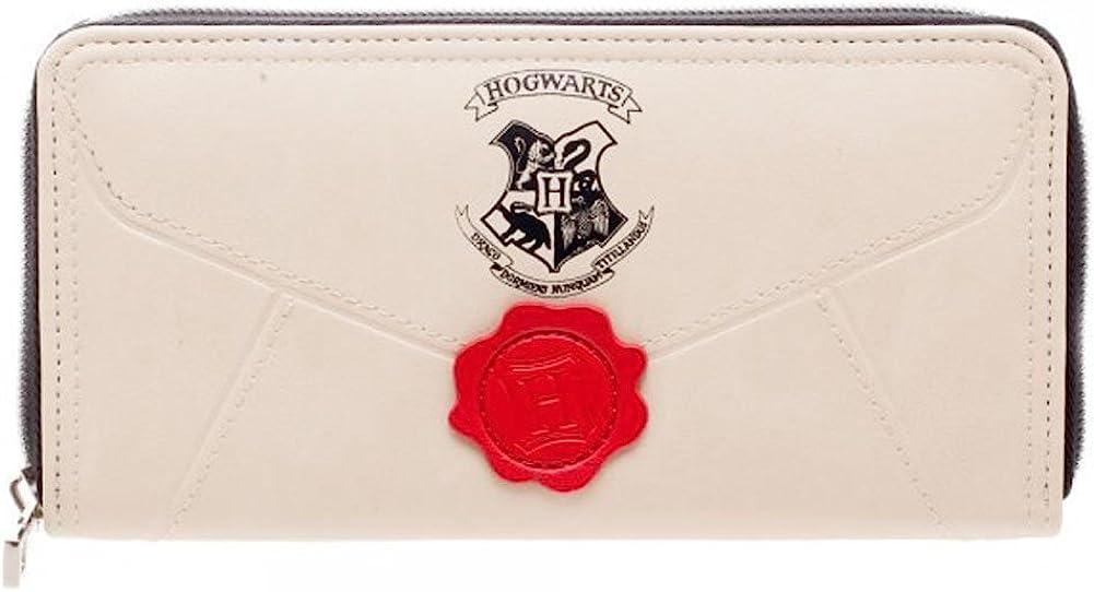 Harry Potter Hogwarts Letter Zip Around Wallet