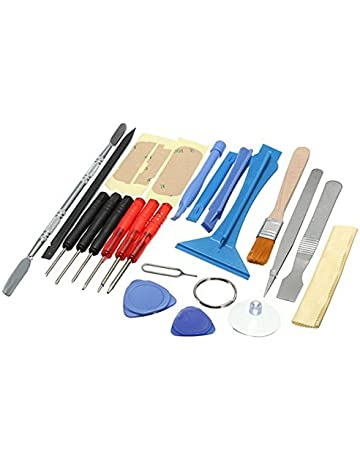 SE 5s /& 5c /& 5 4s /& 4 Moonbaby Good B-5 5 in 1 Battery Open Tool Kit for iPhone 6
