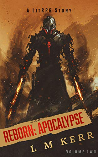 Reborn: Apocalypse (Volume 2): (A LitRPG/Wuxia Story) (English Edition)