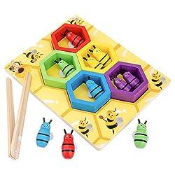 A mano coordinazione occhio- a tutto tondo di sviluppo pratica attraverso le capacità motorie, incoraggiare childs stimolazione sensoriale. Pre- scuola di formazione prop- il colorato colori e carino disegno attrarre i vostri bambini a giocare, facil...