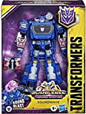 Transformers TRA CYBERVERSE Deluxe Soundwave