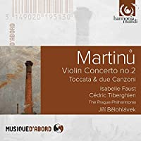 Martinu: Violin Concerto No 2