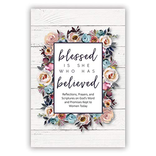 Living Grace Devotional Book Blessed is She Who Has Believed, 48 Page
