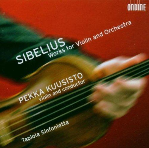 シベリウス:ヴァイオリンと管弦楽のための作品集[Hybrid SACD]