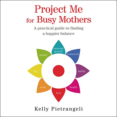 Project Me for Busy Mothers cover art