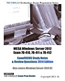 MCSA Windows Server 2012 R2 Exam