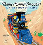 Trains Coming Through!: My First Book of Trains