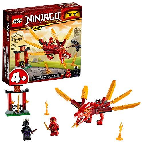 Lego Ninjago Dragão do Fogo do Kai 71701