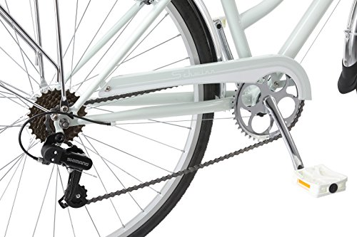 Schwinn Wayfarer Hybrid Bicycle, Light Mint