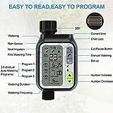 Zoom IMG-1 bearbro irrigatore giardino timer programmatore