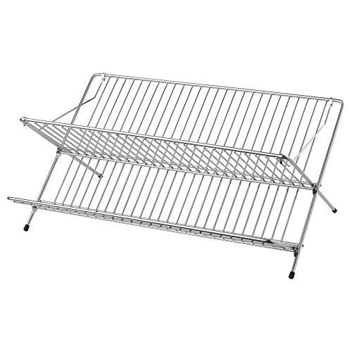 IKEA Kvot Escurridor de platos, galvanizado