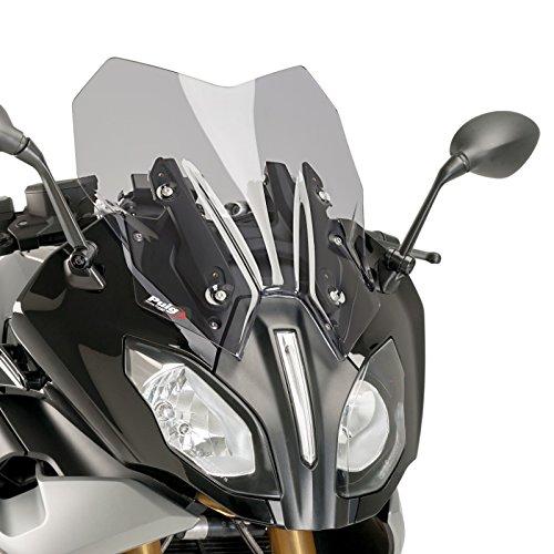 Racingscheibe für BMW R 1200 RS 15-18 rauchgrau Puig 7616h