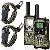 Kids Walkie Talkies Boy Toys - Gifts for Children Over 4 Years Old 22 Channel 2 Way Radio 3 Miles...