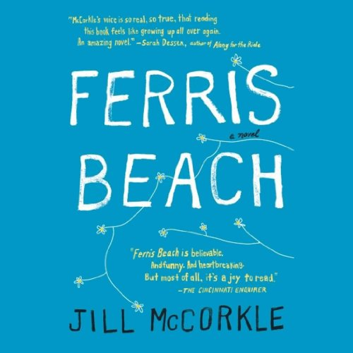 Ferris Beach audiobook cover art