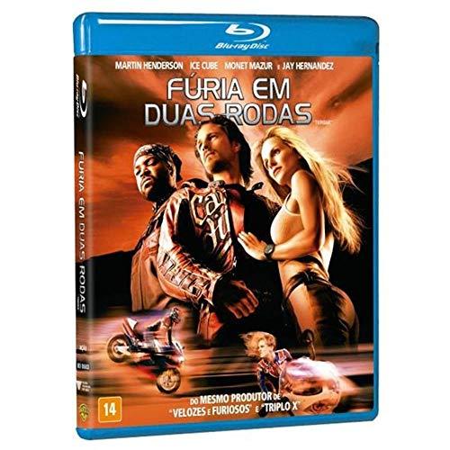 Fúria Em Duas Rodas [Blu-ray]