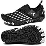 Quickshark Kids Water Shoes Boys Girls Barefoot Aqua Socks Lightweight Quick Dry Sandals Slip On...