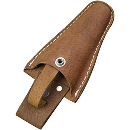 Trimming Scissors Pliers Tool Pouch Leather Holder Garden Storage Portable