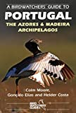Buy A Birdwatchers' Guide to Portugal from Amazon