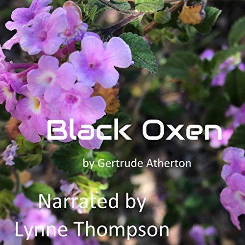 Black Oxen copertina