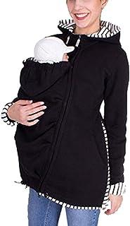 Manteau femme porte bebe