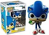 A-Generic Pop Vinyl Sonic-Super Sonic Hedgehog Mouse of Mouse Coche C-E-C