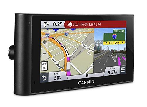 Garmin dezlCam LKW Navigationsgerät - lebenslange Kartenupdates, DAB+, LKW-spezifisches Routing, 6 Zoll (15,2cm) Touch-Glasdisplay (Generalüberholt)