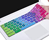 Colorful Keyboard Cover Compatible 2019 2018 ASUS...