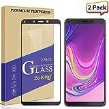 Zeking [2-Pack] Samsung Galaxy A9 (2018) Full Coverage Screen...