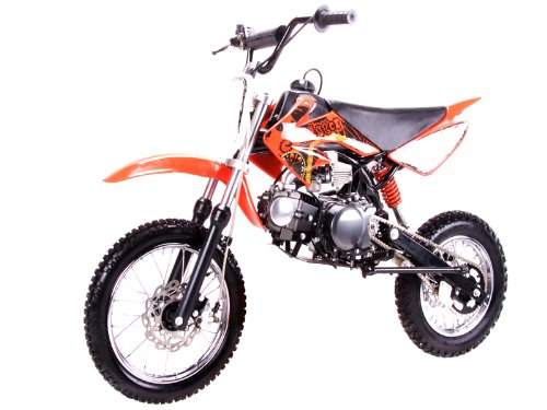 PCC MOTOR 125CC DB214S- Best Dirt Bike for 11 Years Old