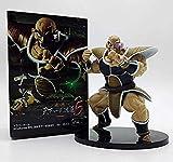 HYCZW Dragon Ball Z Nappa Raditz First Coming Ver.Figura de acción Goku Brother PVC Colección Modelo 12cm en Caja