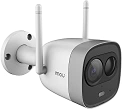 Imou Bullet IP Security Camera, Black/White